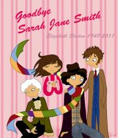 Goodbye Sarah Jane Smith by Lily-Poulp