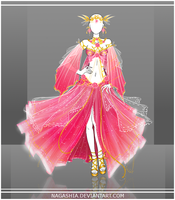 Adoptable Auction: The Dancer of the Rose CLOSED by Nagashia