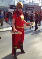 NYCC 13 Fancy Tier Dave by XPockyDemonX