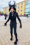 Ravenstag cosplay by CadaverWithASicknote