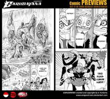 Preview Garudayana comic pg3 by vanguard-zero