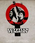 Egyptian Feminist Logo by BasmaSmiley