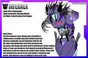 INFERNEX by THE-CHAOS-BRINGER