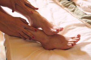 Valya's hands and feet by JonMann