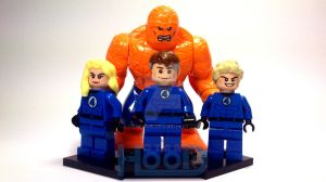 Fantastic Four by henrydig