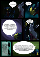Evolvers - page 30 by StarLynxWish