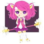Star Guardian Lux by nivashie