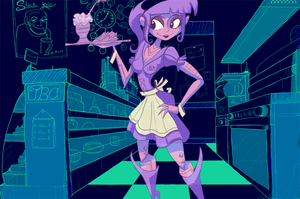 Isabella's Diner by JaySandwich