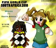 FIFA World Cup 2010 - S.Africa by EV133