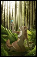 Forest mother by geckoguy123456789