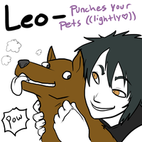 Leo by brandy-beveraj