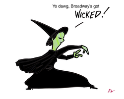 wicked by adamcloud