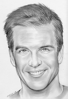 Anthony DiNozzo - NCIS by gregchapin