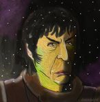 Spock by Hamnerd