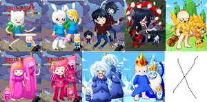 Gaia Online:adventure time by jovanal
