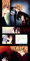 Don't cry, Alice. by AEValentine