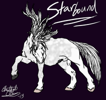 Comission: Starbound by AmethystClaw