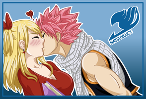 NaLu by sombraescarlata