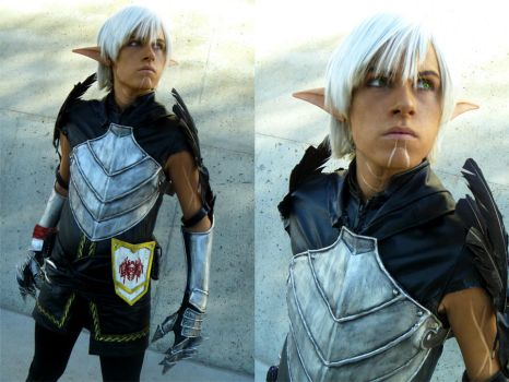 Fenris Cosplay - Tevinter Fugitive by Aicosu