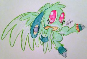 Noot Noot -Request- by TuxedoLynx