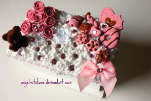 First Commission Decoden Box by AngelMitskano