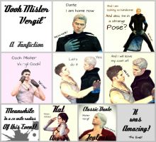 Oooh Mister Vergil by Zewdi