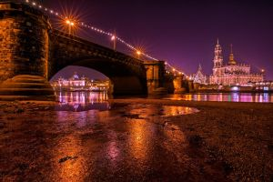 Dresden Old Town by hessbeck-fotografix