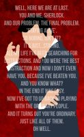 Jim Moriarty by The-Faceless-Ones