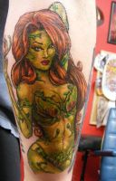 Poison Ivy by Pauleth
