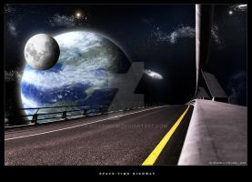 Space-Time Highway by RicardoTM