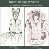 draw this again 2010 - 2013 by re-flamed