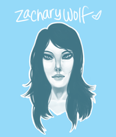 Zachary Wolf be the name by ZacharyWolf