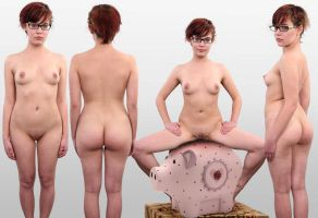 Anatomie Mireille by Arts-Muse