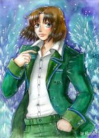 APH Toris in green by MaryIL