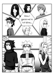 Naruto Doujin - You'd Never Know - Ch 1 Pg 9 by JoTehDemonicPickle