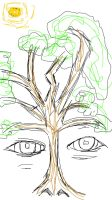 EyesOfTree by doesthiscountasart