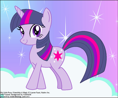 My Little Pony: Twilight Sparkle by Sweet-Blessings