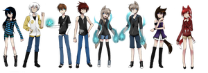 Group redone by Heuring