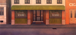 The Blind Griffin: Store Front by Auro-Cyanide