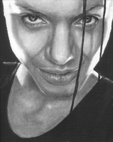 Angelina Jolie by babymint34