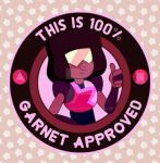 This is 100% Garnet approved! by AmayaRosita