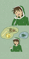 OCs - What will YOU be doing for Christmas? by EuchredEuthanasia