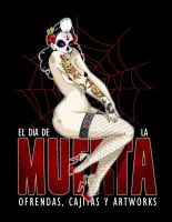 Dia de la Muerta Recicled by paulorocker
