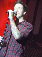 Simple Plan -March 23rd- 4 by Nhami