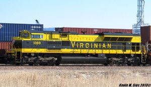 Virginian heritage # 1069 roster shot by EternalFlame1891