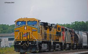 CNW Twins Alsip  0137 9-1-13 by eyepilot13