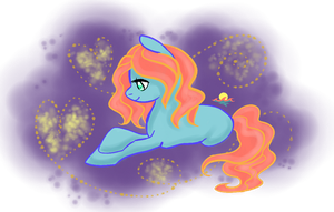 Coral Waves by StormyTiger