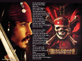 pirates of the caribbean ing by quimeraD