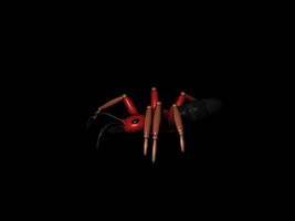 Insectora Redesigns - Red Ant Scout by Kerian-halcyon
