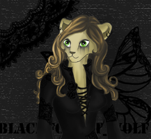 Sorrowful: Shatterfly by Blesses